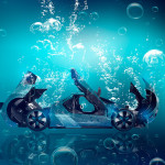 Renault Alpine Side Water Car 2014