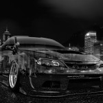 Subaru Impreza WRX STI JDM Crystal City Car 2014