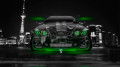 Toyota-Aristo-JDM-Tuning-Front-Crystal-City-Car-2014-Green-Neon-design-by-Tony-Kokhan-[www.el-tony.com]
