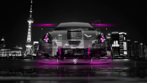 Toyota-Celica-JDM-Tuning-Front-Crystal-City-Car-2014-Pink-Neon-HD-Wallpapers-design-by-Tony-Kokhan-[www.el-tony.com]