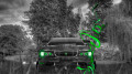 Toyota-Cresta-JZX100-JDM-Tuning-Front-Crystal-Nature-Car-2014-Green-Neon-design-by-Tony-Kokhan-[www.el-tony.com]