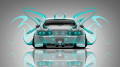 Toyota-MR2-Back-Plastic-Car-2014-Azure-Neon-HD-Wallpapers-design-by-Tony-Kokhan-[www.el-tony.com]
