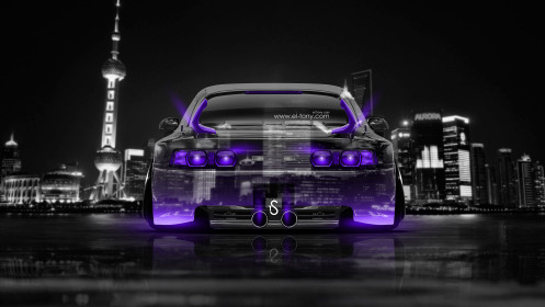 Toyota-MR2-Tuning-Back-Crystal-City-Car-2014-Violet-Neon-design-by-Tony-Kokhan-[www.el-tony.com]