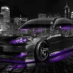 Toyota Mark2 JZX110 JDM Crystal City Car 2014