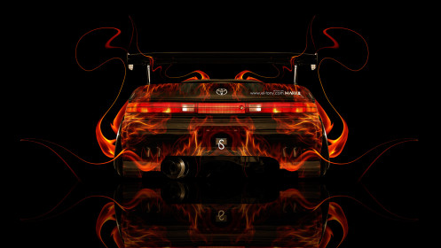 Toyota-Mark2-JZX90-JDM-Tuning-Back-Fire-Car-2014-HD-Wallpapers-design-by-Tony-Kokhan-[www.el-tony.com]