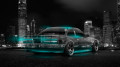 Toyota-Soarer-JDM-Old-Crystal-City-Car-2014-Azure-Neon-HD-Wallpapers-design-by-Tony-Kokhan-[www.el-tony.com]