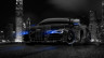 Audi-R8-Crystal-City-Car-2014-Blue-Neon-HD-Wallpapers-design-by-Tony-Kokhan-[www.el-tony.com]