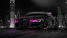 Audi-R8-Crystal-City-Car-2014-Pink-Neon-HD-Wallpapers-design-by-Tony-Kokhan-[www.el-tony.com]