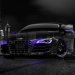 Audi R8 Crystal City Car 2014