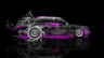 BMW-M3-E30-Side-Water-Car-2014-Pink-Neon-HD-Wallpapers-design-by-Tony-Kokhan-[www.el-tony.com]