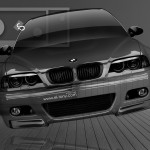 BMW M3 E46 Fantasy Crystal Home Fly Car 2014