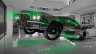 Buick-Riviera-1972-Crystal-Home-Fly-Car-2014-Green-Neon-HD-Wallpapers-design-by-Tony-Kokhan-[www.el-tony.com]