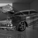 Chevrolet Biscayne 1965 Fantasy Crystal Home Fly Car 2014