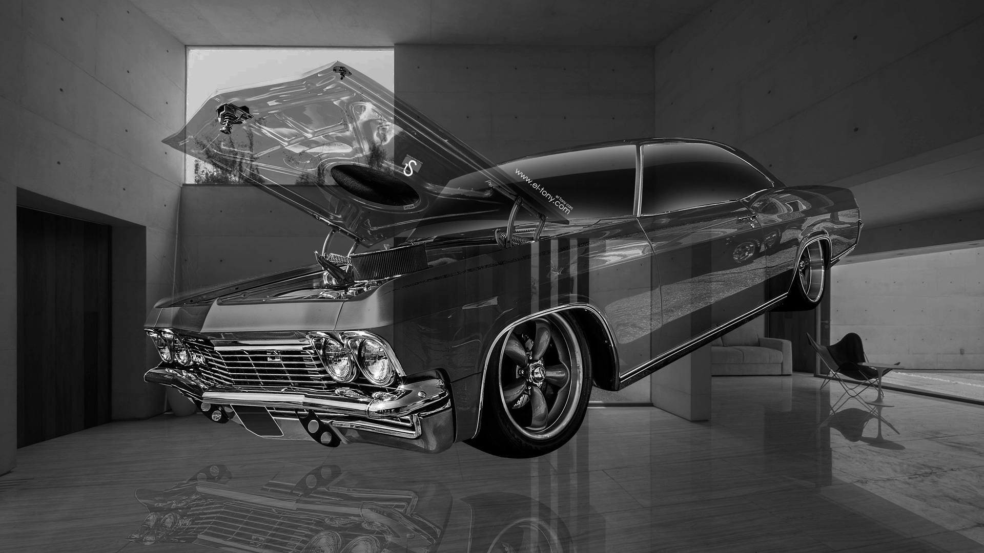 ... Chevrolet Biscayne 1965 Fantasy Crystal Home Fly Car 2014