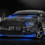 Superbe ... Ford Mustang GT Muscle Crystal City Car 2014