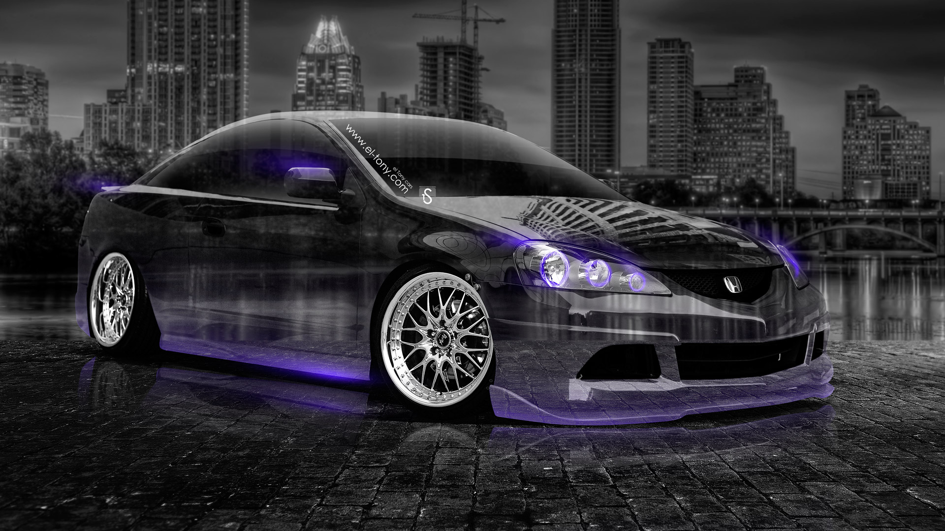 High Quality Honda Integra JDM Crystal City Car 2014