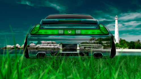 Honda-NSX-JDM-Back-Crystal-Nature-Car-2014-HD-Wallpapers-design-by-Tony-Kokhan-[www.el-tony.com]