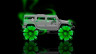 Hummer-H2-Fantasy-Neon-Flowers-Car-2014-Green-Neon-HD-Wallpapers-design-by-Tony-Kokhan-[www.el-tony.com]