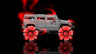 Hummer-H2-Fantasy-Neon-Flowers-Car-2014-Orange-Neon-HD-Wallpapers-design-by-Tony-Kokhan-[www.el-tony.com]