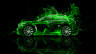 Infiniti-FX-Side-Green-Fire-Abstract-Car-2014-HD-Wallpapers-design-by-Tony-Kokhan-[www.el-tony.com]