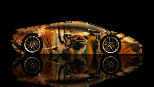 Lamborghini-Huracan-Side-Animal-Tiger-Aerography-Car-2014-HD-Wallpapers-design-by-Tony-Kokhan-[www.el-tony.com]