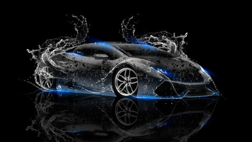 Lamborghini-Huracan-Super-Water-Car-2014-Blue-Neon-HD-Wallpapers-design-by-Tony-Kokhan-[www.el-tony.com]