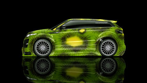 Land-Rover-Evoque-Side-Kiwi-Aerography-Car-2014-HD-Wallpapers-design-by-Tony-Kokhan-[www.el-tony.com]
