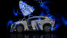 Lexus-LF-NX-Side-Fantasy-Multicolors-Butterfly-2014-Blue-Neon-design-by-Tony-Kokhan-[www.el-tony,com]