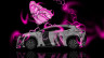 Lexus-LF-NX-Side-Fantasy-Multicolors-Butterfly-2014-Pink-Neon-design-by-Tony-Kokhan-[www.el-tony,com]