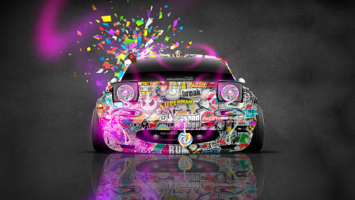 Mazda-Miata-Front-JDM-Style-Domo-Kun-Toy-Car-2014-HD-Wallpapers-design-by-Tony-Kokhan-[www.el-tony.com]