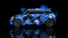 Mini-Cooper-Side-Abstract-Blue-Neon-Aerography-Car-2014-HD-Wallpapers-design-by-Tony-Kokhan-[www.el-tony.com]