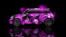 Mini-Cooper-Side-Abstract-Pink-Neon-Aerography-Car-2014-HD-Wallpapers-design-by-Tony-Kokhan-[www.el-tony.com]