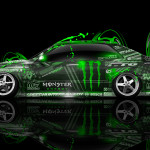 Monster Energy Toyota Altezza JDM Plastic Car 2014