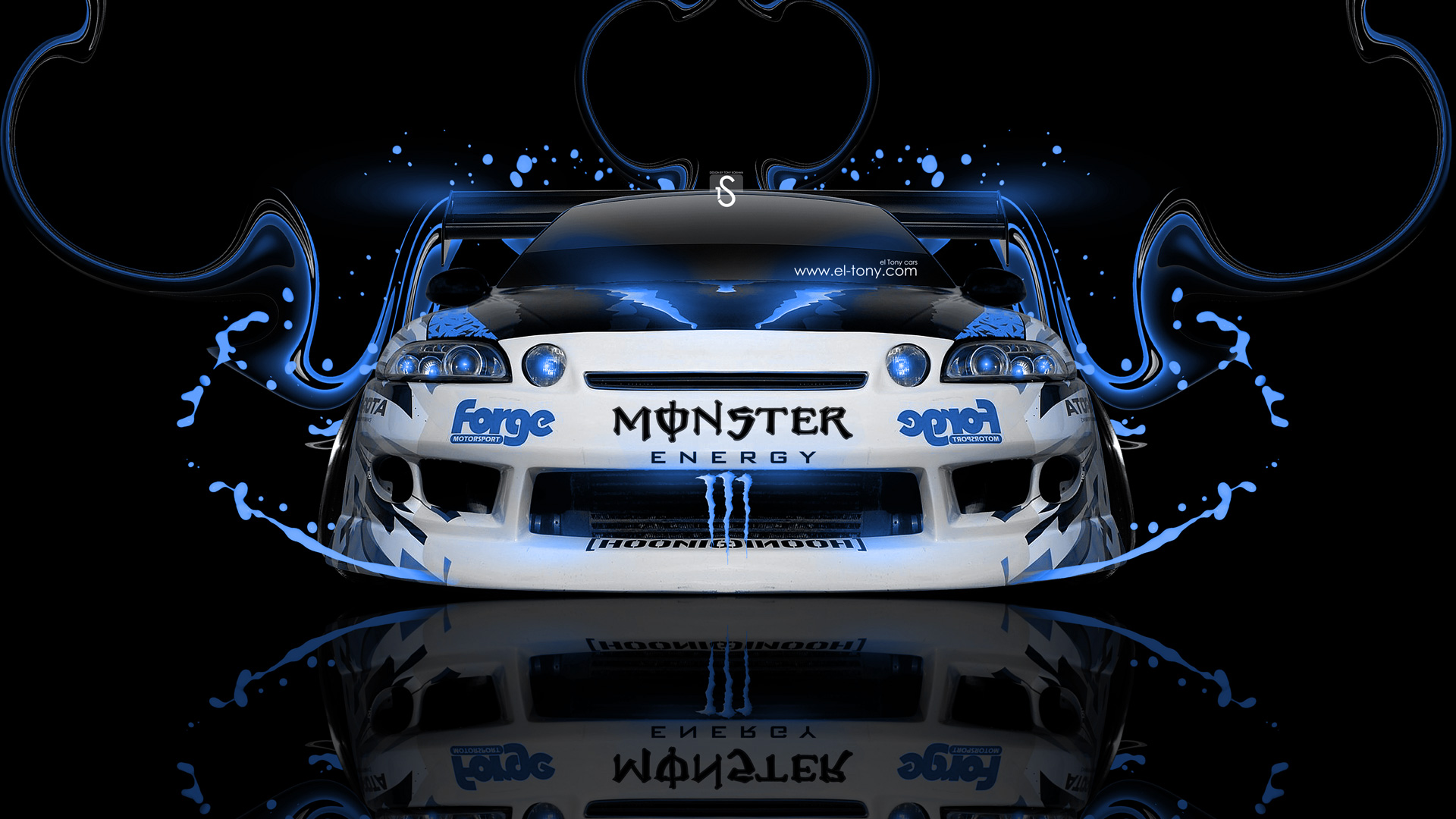 monster energy toyota soarer -#main
