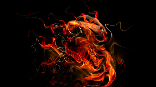 Moto-Ducati-999-Fire-Abstract-Bike-2014-HD-Wallpapers-design-by-Tony-Kokhan-[www.el-tony.com]