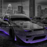 Nissan 180SX JDM Tuning Crystal City Car 2014