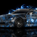 Nissan 370Z Fantasy Aerography Sub Zero Energy Car 2014