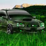Subaru Impreza WRX STI JDM Crystal Nature Car 2014