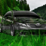 Toyota Camry Crystal Nature Car 2014
