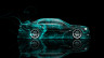Toyota-Chaser-JZX100-JDM-Side-Art-Azure-Fire-Abstract-Car-2014-HD-Wallpapers-design-by-Tony-Kokhan-[www.el-tony.com]