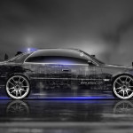 Toyota Chaser JZX100 JDM Side Crystal City Car 2014