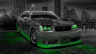Toyota-Crown-Athlete-JDM-Crystal-City-Car-2014-Green-Neon-HD-Wallpapers-design-by-Tony-Kokhan-[www.el-tony.com]