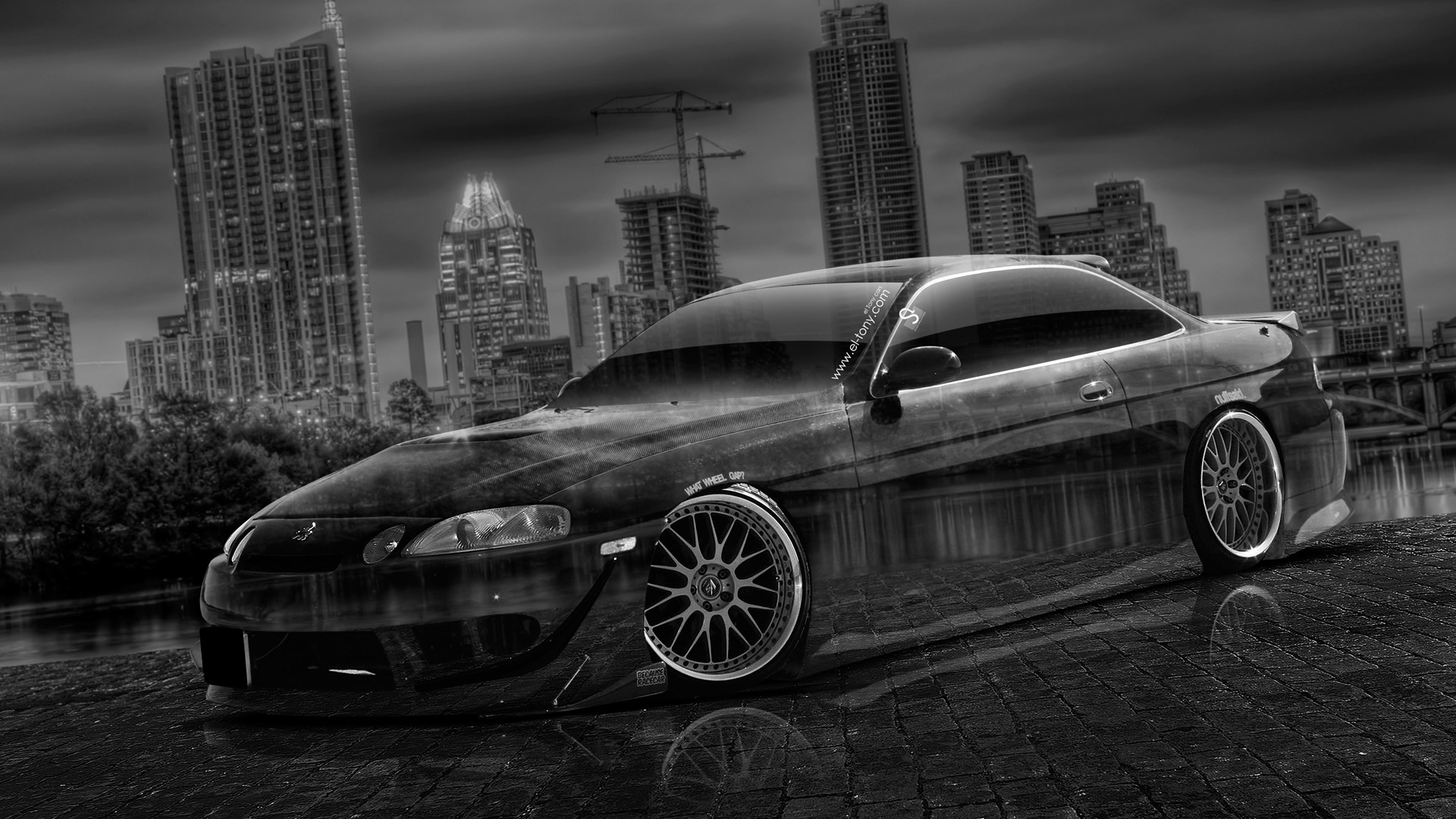 Toyota Soarer JDM Tuning Crystal City Car 2014