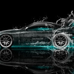 Toyota Supra JDM Side Water Car 2014