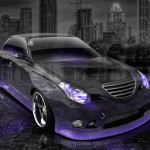 Toyota Verossa JDM Tuning Crystal City Car 2014