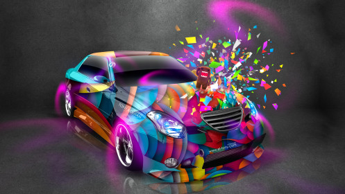 Toyota-Verossa-JDM-Tuning-JZX110-Domo-Kun-Toy-2014-Multicolors-design-by-Tony-Kokhan-[www.el-tony.com]