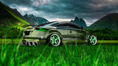 Audi-TT-Tuning-Crystal-Nature-Car-2014-Photoshop-HD-Wallpapers-design-by-Tony-Kokhan-[www.el-tony.com]