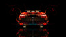 BMW-E36-328I-Cabrio-Back-Fire-Abstract-Car-2014-HD-Wallpapers-design-by-Tony-Kokhan-[www.el-tony.com]
