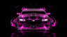 Chevrolet-Camaro-Z28-Muscle-Front-Pink-Fire-Abstract-Car-2014-HD-Wallpapers-design-by-Tony-Kokhan-[www.el-tony.com]