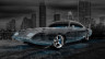 Dodge-Charger-Daytona-Muscle-Crystal-City-Car-2014-Art-Blue-Neon-HD-Wallpapers-design-by-Tony-Kokhan-[www.el-tony.com]